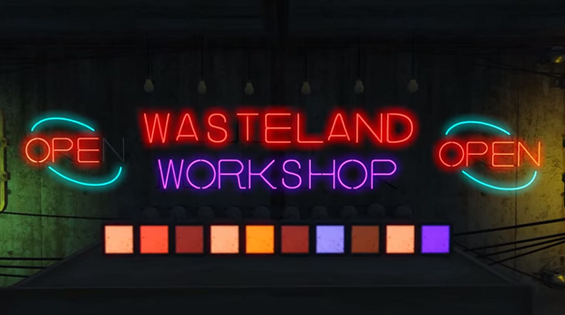 Fallout 4 | Wasteland Workshop Official Trailer