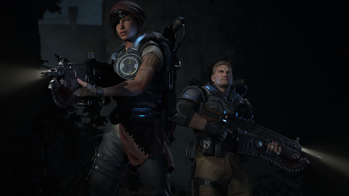 Gears of War 4 | Tomorrow