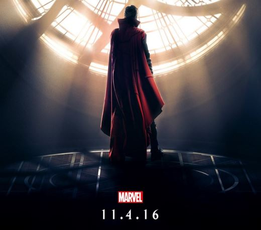 Doctor Strange | Trailer World Premiere