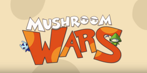 Mushroom Wars 1 Official Gameplay Trailer
