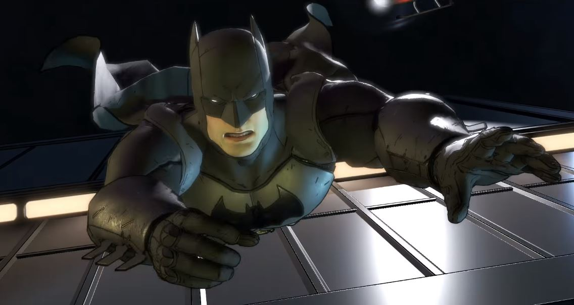 'BATMAN - The Telltale Series' | World Premiere Trailer