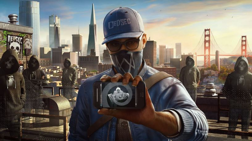 GZ Plays | Watch Dogs 2 'ScoutX' and 'Driver SF' apps