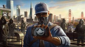 GZ Plays | Watch Dogs 2 'Haum Sweet Haum' Part 1