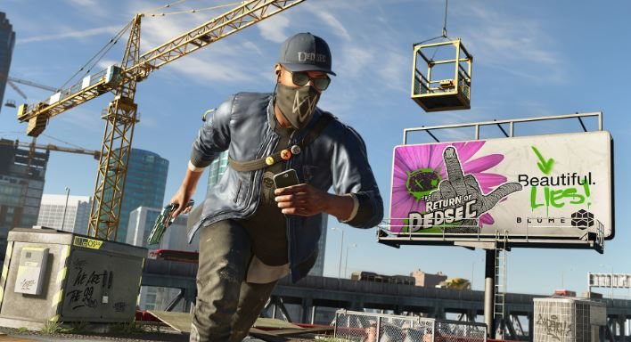 Watch Dogs 2 | Interview with Danny Belanger