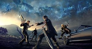 Final Fantasy XV | NYCC Gameplay Pt 1