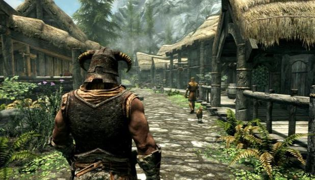 PlayStation's top selling games from October 2016 puts Skyrim: Special Edition in a surprising spot
