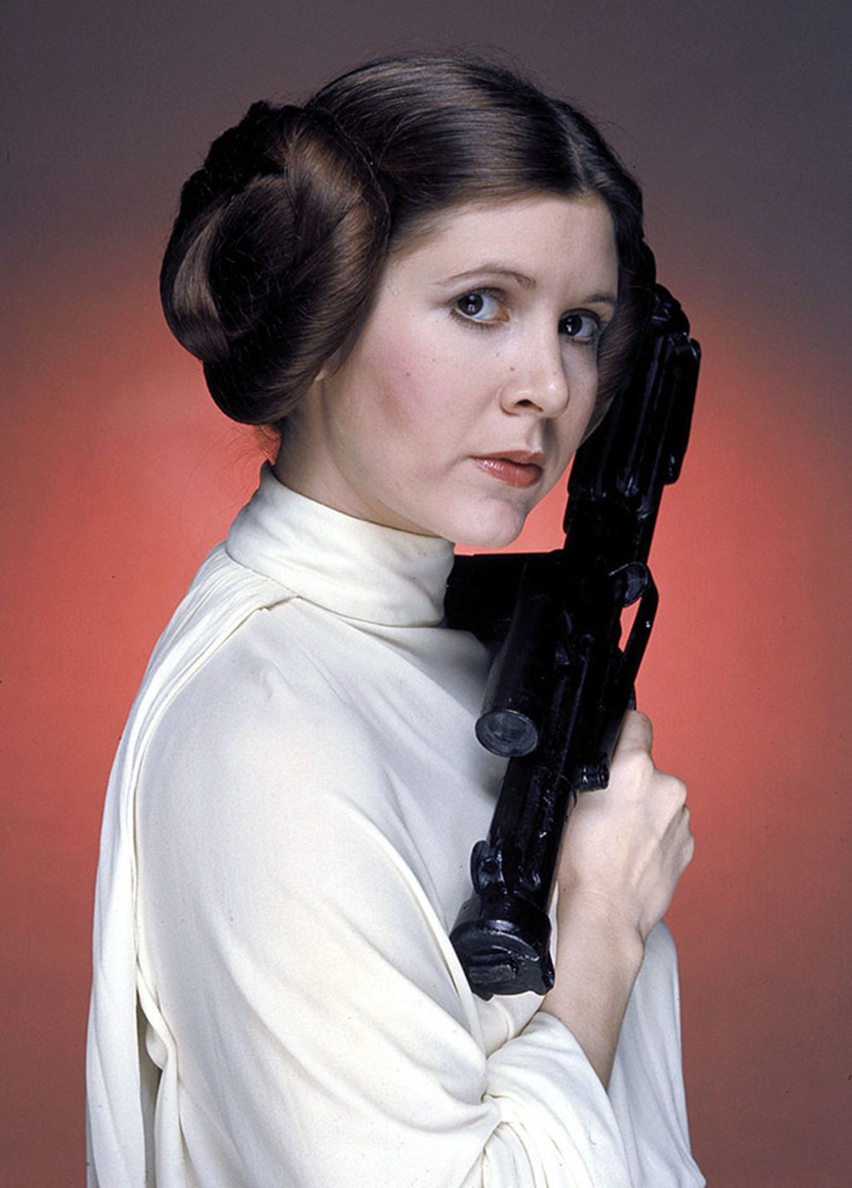 Remembering Carrie Fisher Through Her Best Princess Leia Moments (RIP 10/21/56 - 12/27/16)