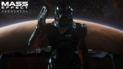 Mass Effect: Andromeda release date officially announced