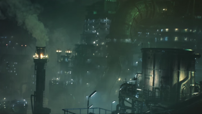 Final Fantasy VII Remake product page appears on EB Games Australia, points to a 'TBC 2017' release window