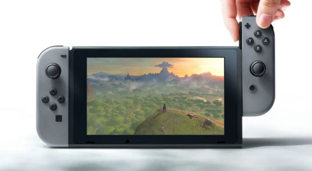 UK Retailer lists Nintendo Switch with price and release date