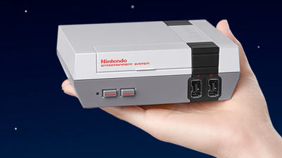 NES Mini hacked to allow double the amount of games