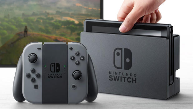 Nintendo Switch Will Blow You Away, Nvidia CEO
