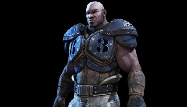 Former NFL star sues over Gears of War using his likeness