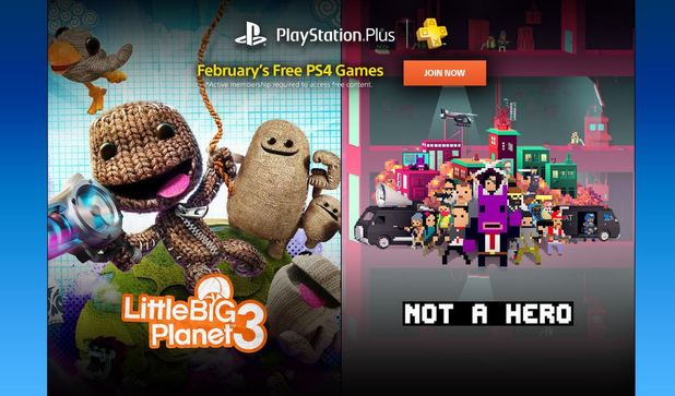 February 2017's PS Plus Games Announced for PS4, PS3, and Vita