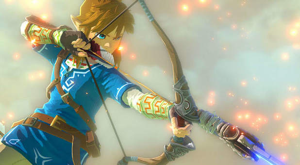 Miyamoto reveals Link's full name; he won't speak in The Legend of Zelda Breath of the Wild