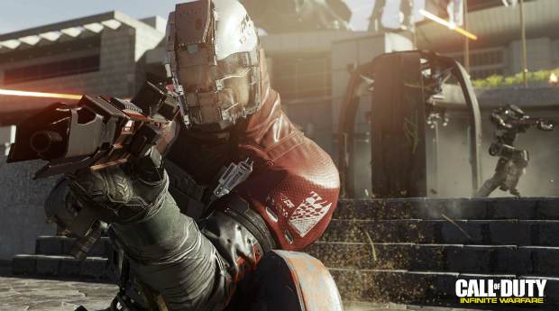 Activision admits taking Call of Duty to space was a mistake
