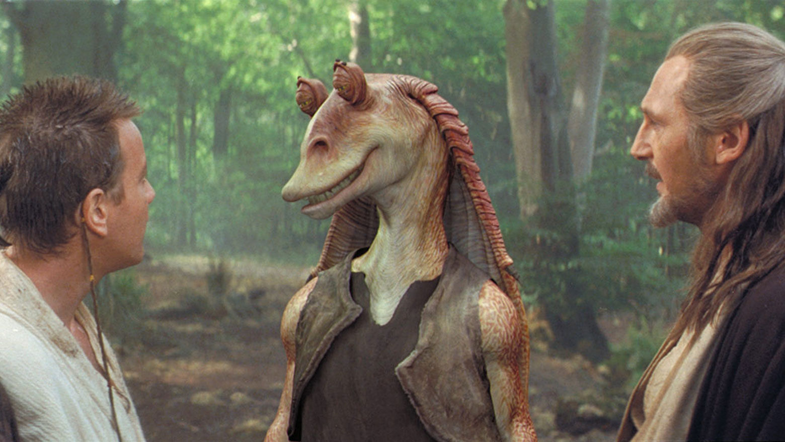 Star Wars: We Know What Happened to Jar Jar Binks