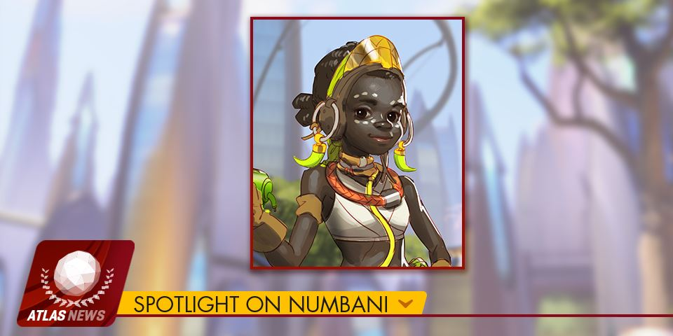 Blizzard possibly hints at next Overwatch character