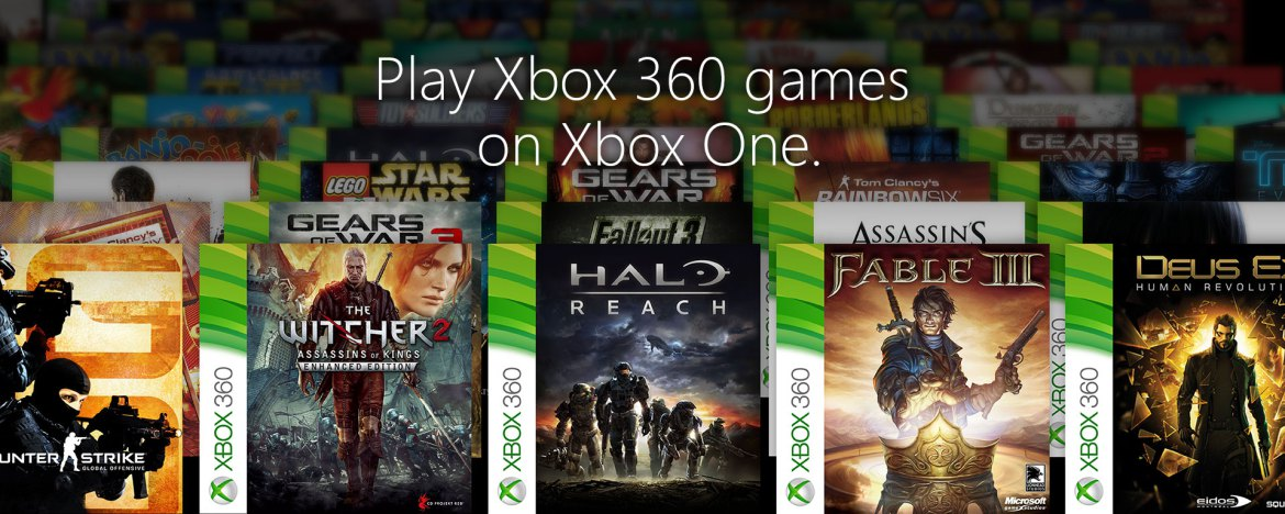Assassin's Creed: Rogue, Borderlands 2, and four other games added to Xbox One via Backward Compatibility
