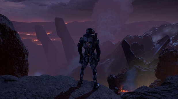 A Single Planet in Mass Effect: Andromeda Will Be Bigger than Dragon Age: Inquisition