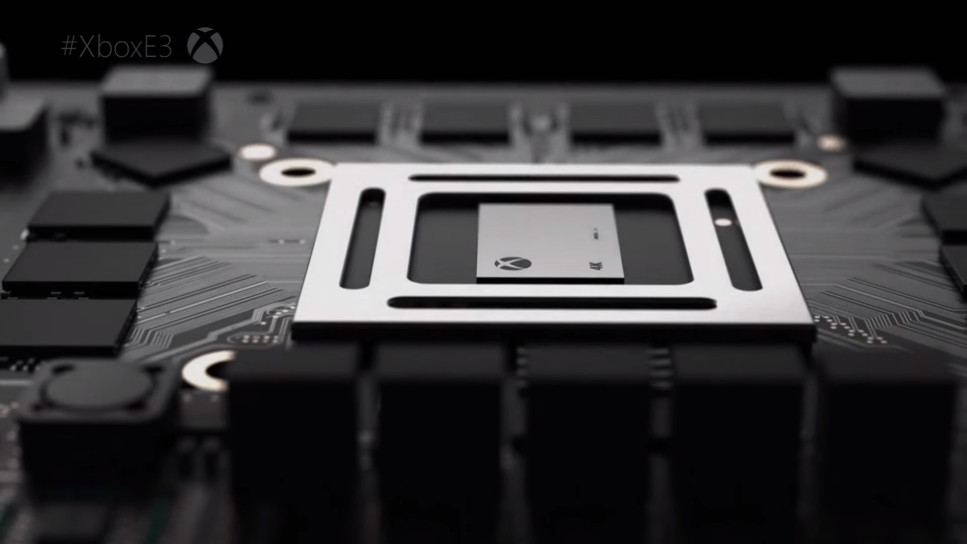 Xbox's Project Scorpio Just Got a Pre-order Page