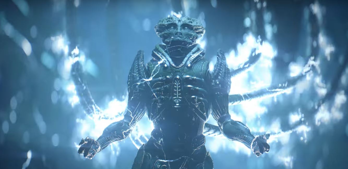 MASS EFFECT: ANDROMEDA | Official Launch Trailer