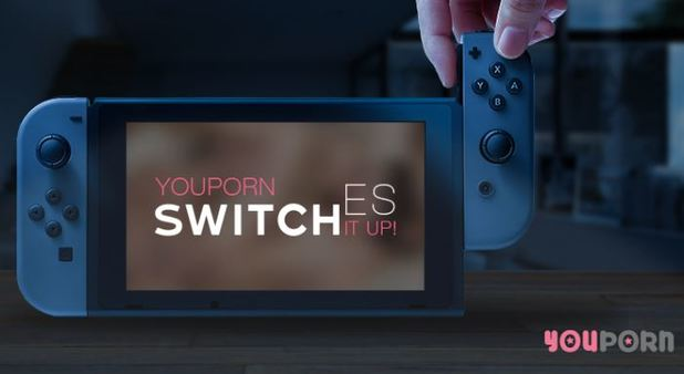 YouPorn data links Nintendo Switch release to drop in traffic