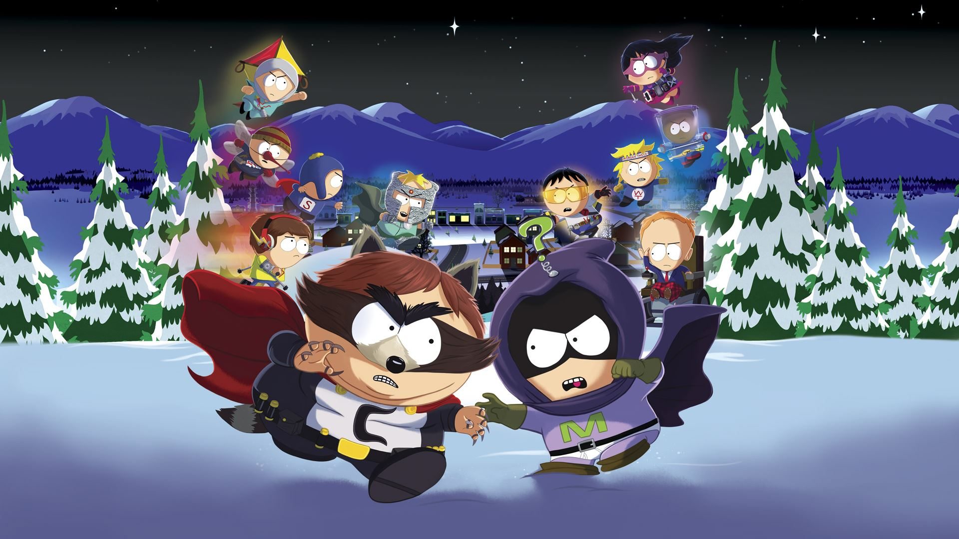 South Park: The Fractured but Whole pre-orders being refunded on PSN