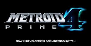 Metroid Prime 4 | First Look - Nintendo E3 2017