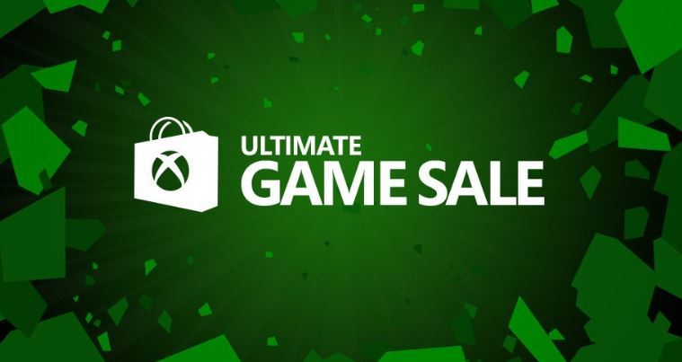 Xbox Ultimate Game Sale 2017 Video