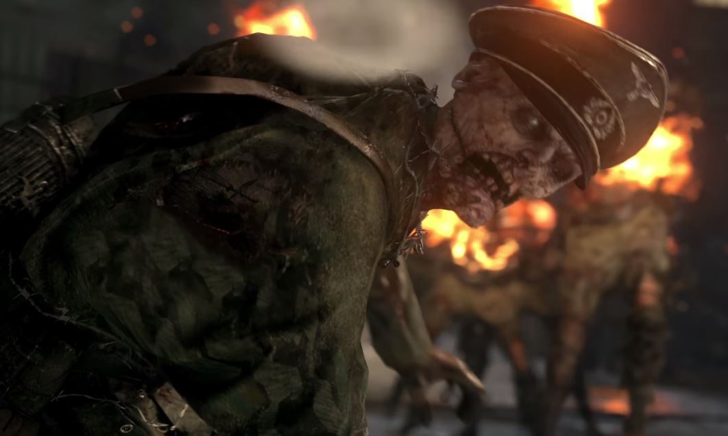 Call of Duty: WWII | Nazi Zombies Reveal Trailer