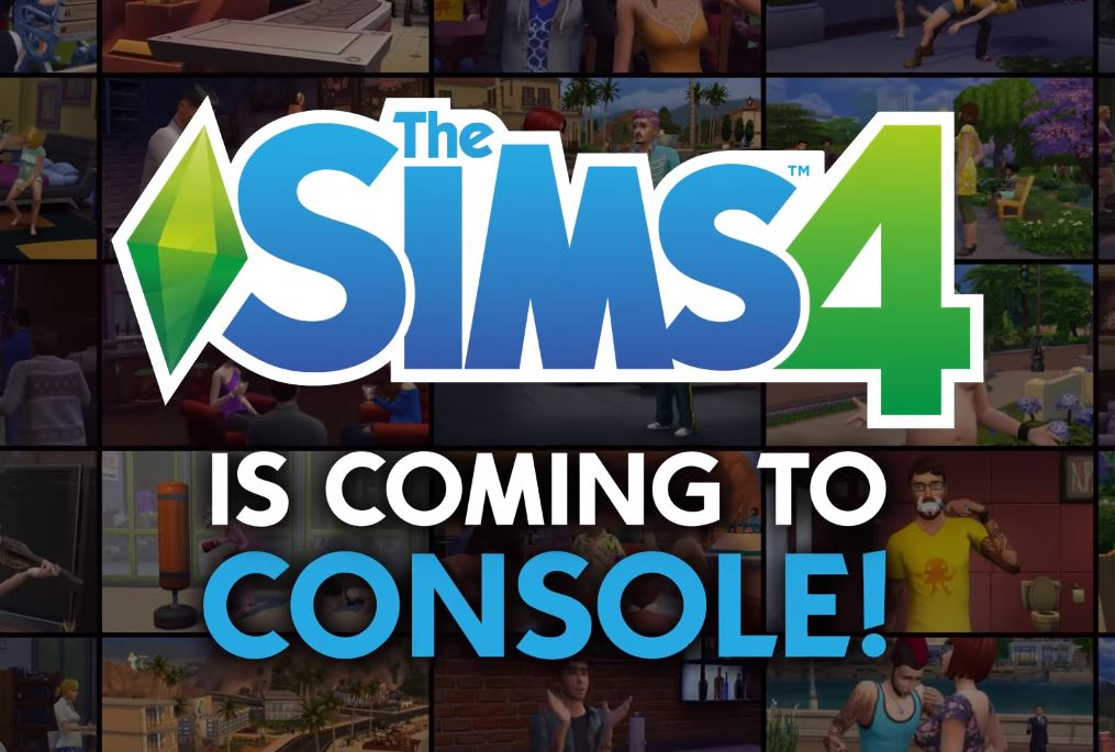 The Sims 4 Console Announcement