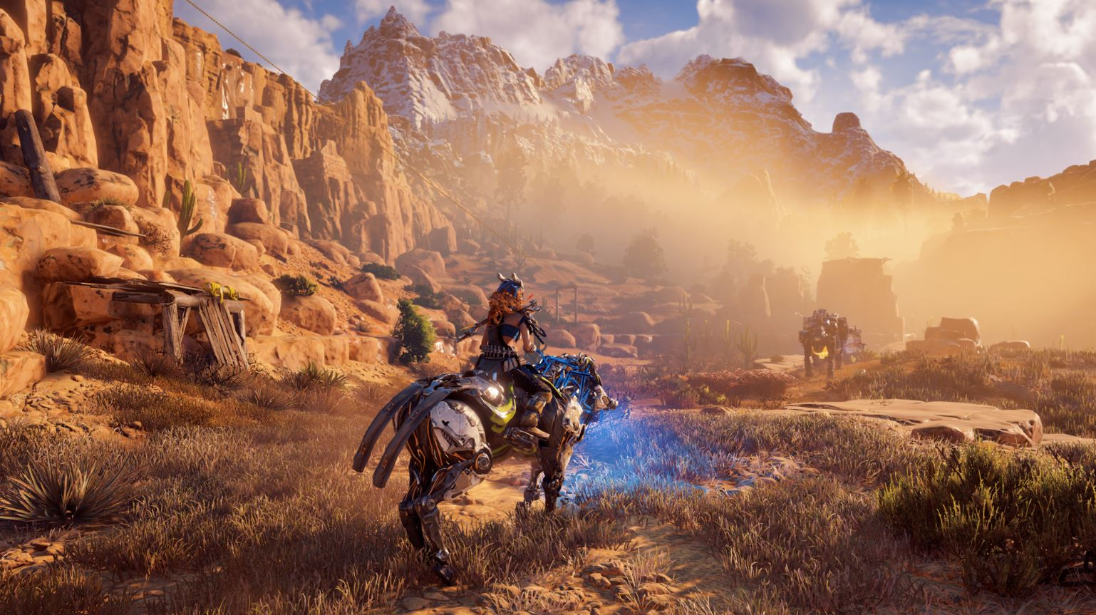 Horizon: Zero Dawn   Patch 1.32 Features - Story Difficulty