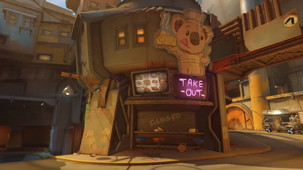 Overwatch | Junkertown - New Escort Map