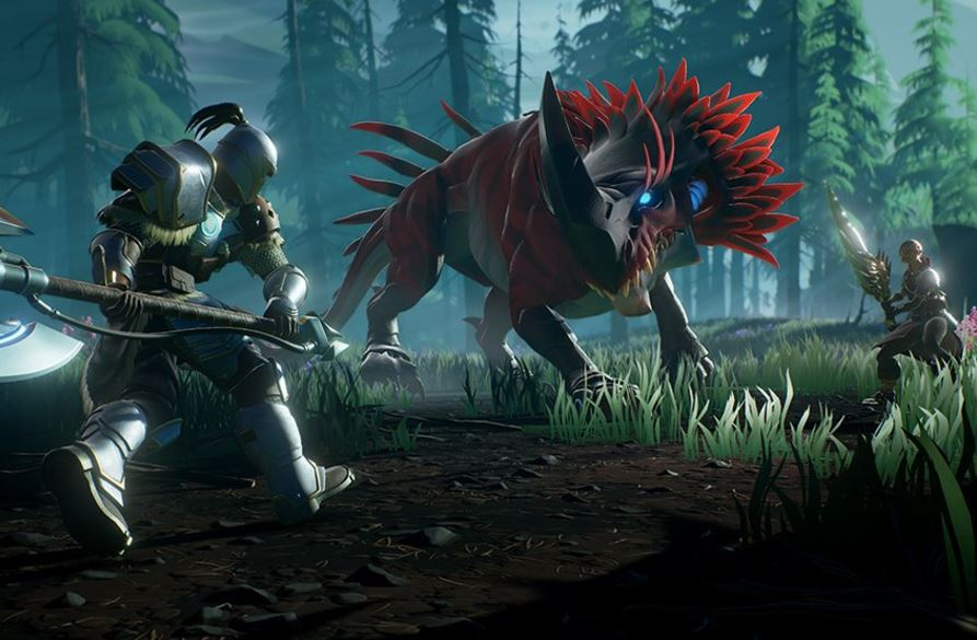 Dauntless | Forge Your Legend Trailer - E3 2017