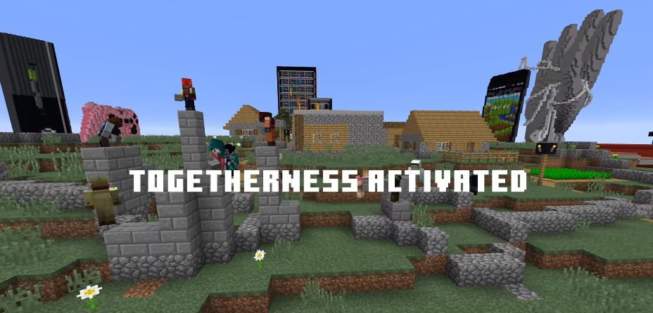 Minecraft   Better Together Update is now live!