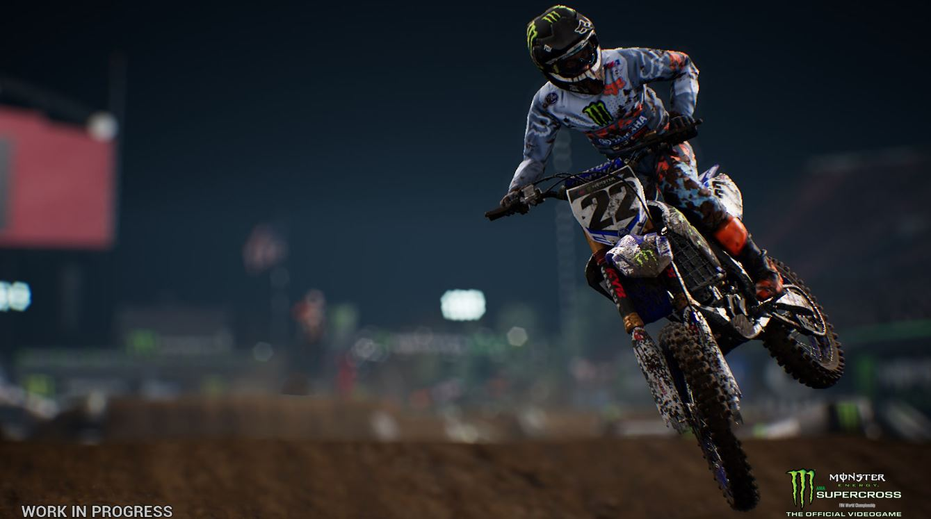 Monster Energy Supercross - The Official Videogame | Interview