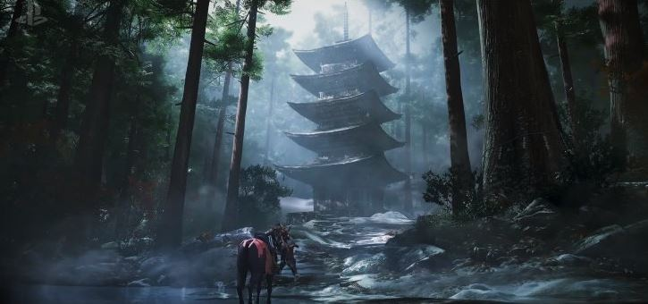 Ghost of Tsushima | PGW 2017 Reveal Trailer PS4