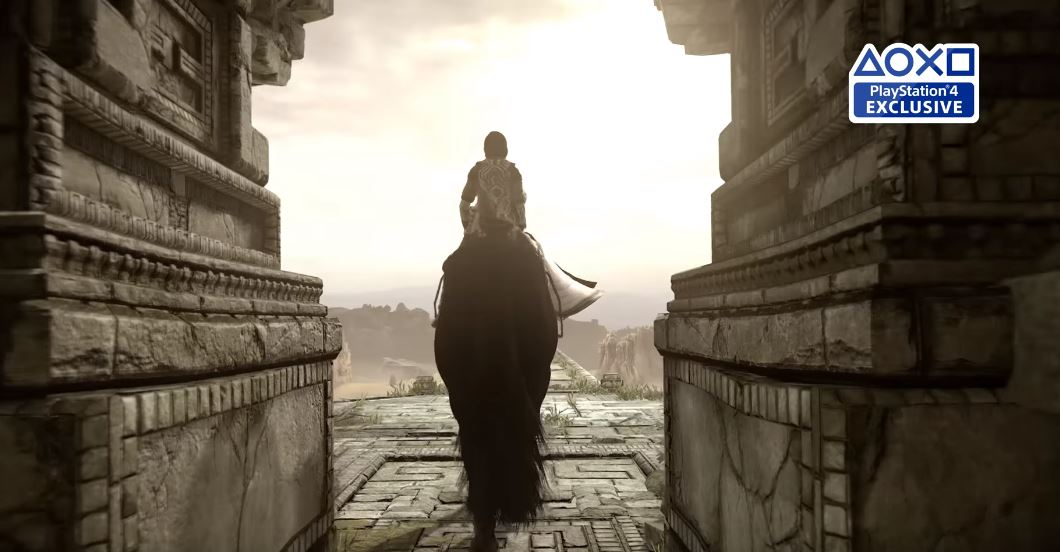 Shadow of the Colossus   PGW 2017 Trailer  PS4