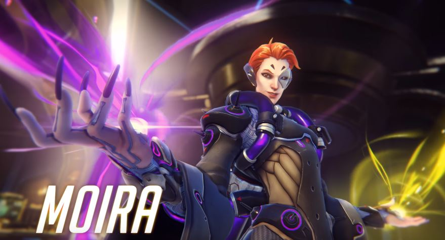 Introducing Moira | Overwatch